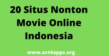 Nonton Movie Online Indonesia