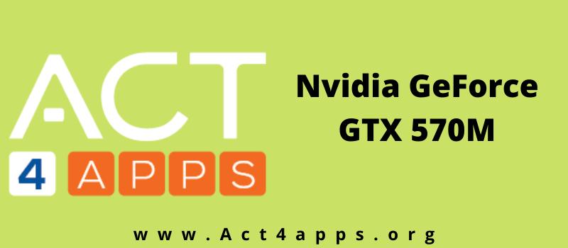 Nvidia GeForce GTX 570M