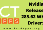 Nvidia Releases 285.62 WHQL Drivers