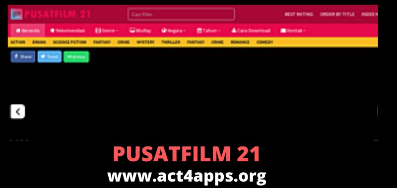 PUSATFILM 21