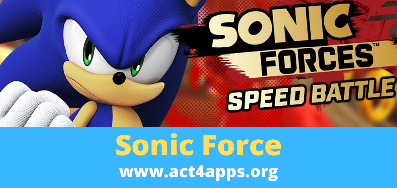 Sonic Force
