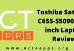 Toshiba Satellite C655-S5090 15.6-inch Laptop Review