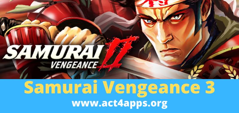 samurai vengeance 3