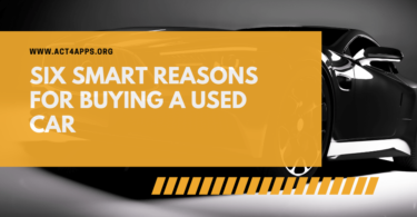 Six Smart Reasons for Buying a Used Car
