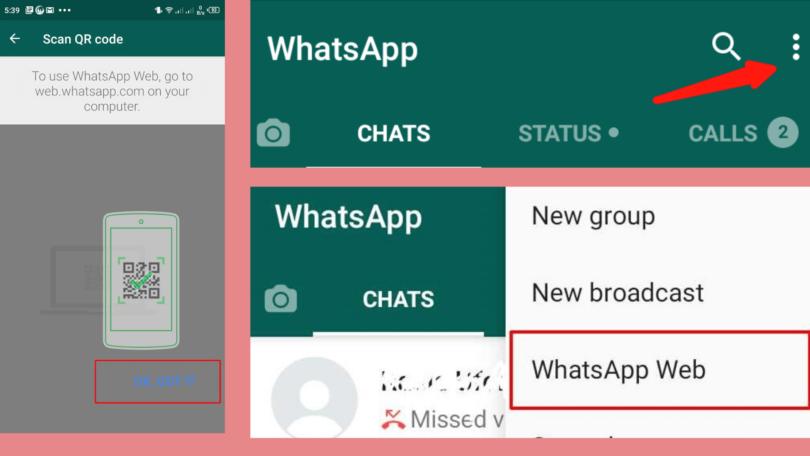 WhatsApp Web MX
