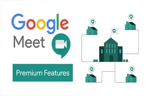 Features of Google Meet