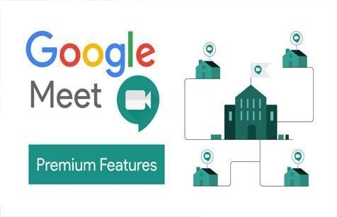 Features of Google Meet