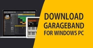 GarageBand on Windows 10
