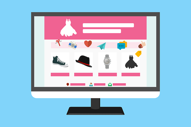 Online stores products