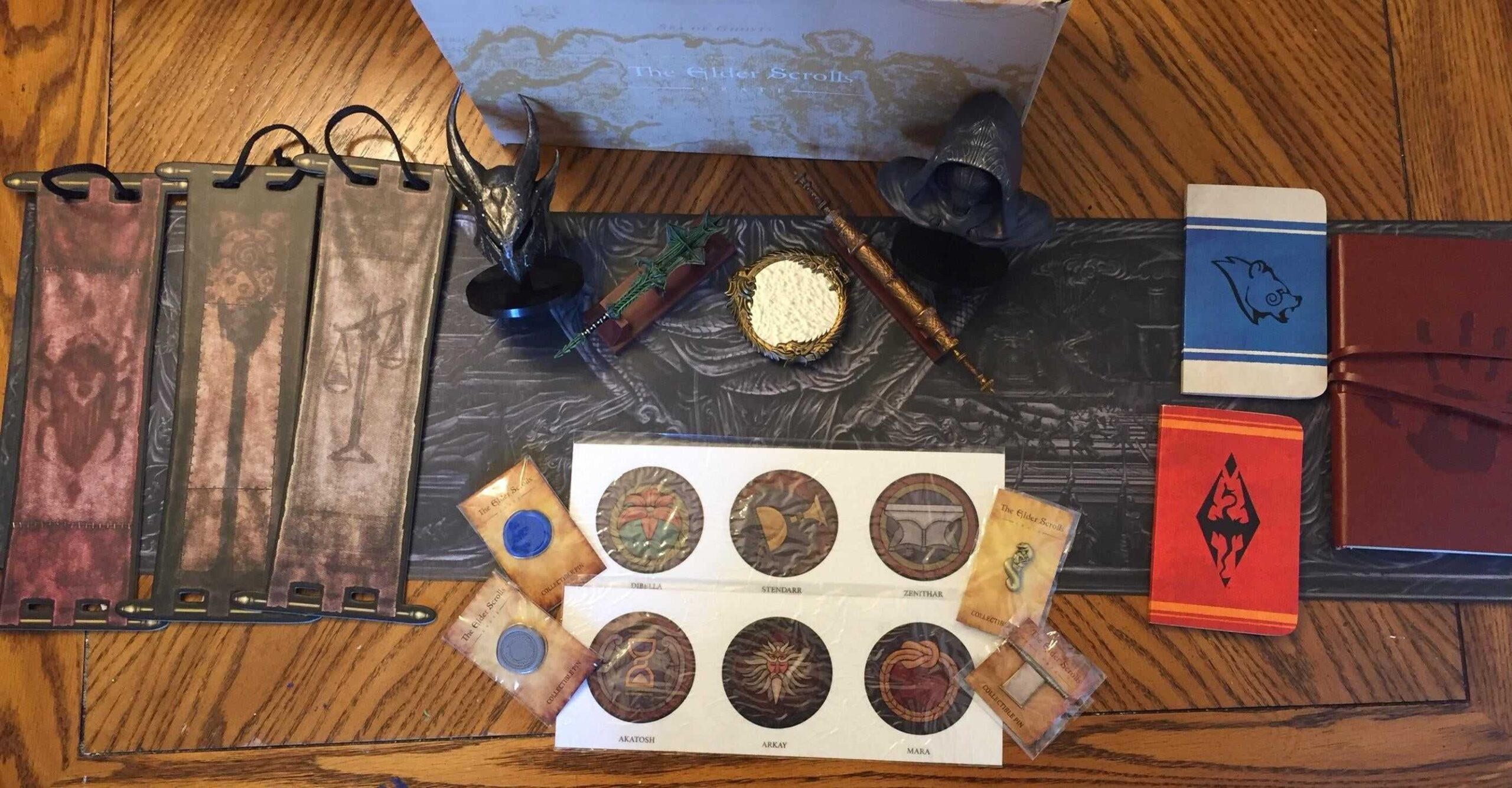 Elder Scrolls Crate