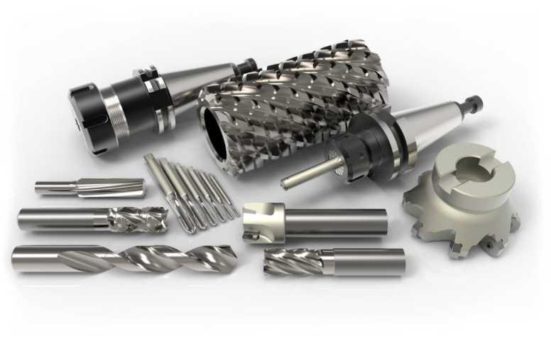 CNC Machining Cutting Tools