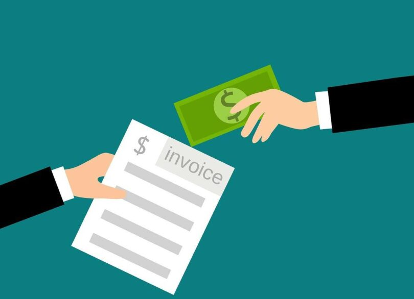 customer invoice payments in QuickBooks Online
