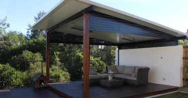 patio in Brisbane