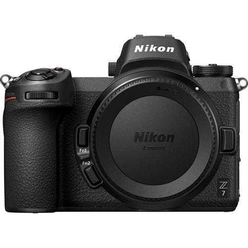 Nikon Z7 45.7MP Mirrorless Digital Camera